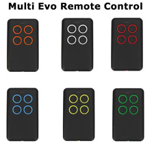 Universal Rolling and Fixed Code, Multi Frequency, Multi Brand Remote Control