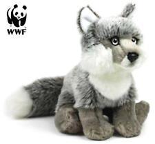 WWF Plüschtier Silberfuchs (15cm) lebensecht Kuscheltier Stofftier Fuchs NEU