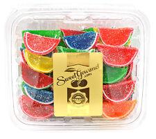 SweetGourmet Boston Assorted Fruit Slices, 2.5Lb FREE SHIPPING!