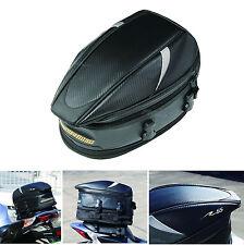 Saddle Tail Bag Motorcycle Road Street Bike Luggage Yamaha YZF R1 R6 R125 R3