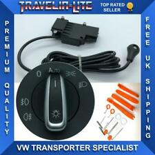 VW T5.1 Transporter Blue Motion Auto Headlight Switch & Module Upgrade Kit NEW
