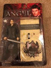Angel Season 5 Angel figure Wolfram & Hart new Diamond Select