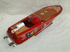 """Riva Special Aquarama Zoom 28"""" Italian Speed Boat Model Boat Riva Aquarama L60"""