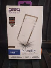 Genuine Gear4 Samsung Note 8 Piccadilly Gold Case D30 Tech