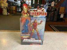 "2012 Hasbro Marvel Legends Iron Monger BAF Series HEROIC AGE 6"" Figure MOC"