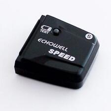 Echowell Computers Wireless Speed Sensor Black Up to 3 Meters