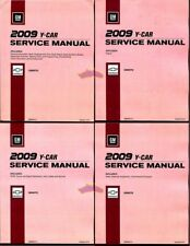 Corvette 2009 Chevrolet Shop Manual Service Repair Book Z06
