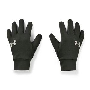 Under Armour Liner 2.0 Mens Running Training Gloves Green - S