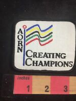 AORN CREATE CHAMP ?Assn. periOperative Registered Nurses? Advertising Patch 80D9