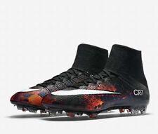 Nike Mercurial SuperFly CR FG 677927-018 Black White Crimson Size UK 9 EU 44 New
