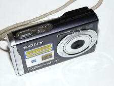 Sony Cyber-shot DSC-W90 8.1 MP - Digital Camara - Negro