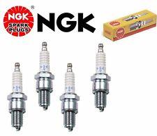 4 X NGK Standard Resistor OEM Performance Power Spark Plugs BPR7ES # 5534