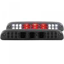 99-16 FORD SUPER DUTY ANZO SMOKED LED 3RD BRAKE LIGHT.