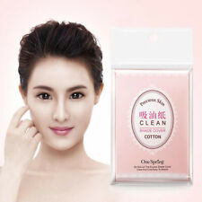 Portable Oil Control Skin Care Wipes Sheet Oil Blotting Sheets Absorbent Paper b