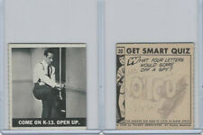 1966 Topps, Get Smart, #30 Come On K-13. Open Up.