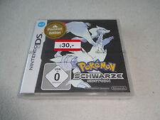 Pokémon: Schwarze Edition Nintendo DS Spiel neu new sealed