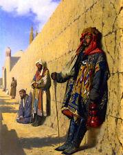 Vasily Vereshchagin  Beggars In Samarkand    - 24'  CANVAS