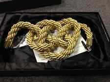 REAL Junction Produce Gintsuna Tsuna GOLD Rope Knot VIP Genuine JDM