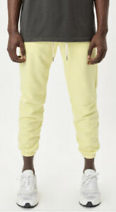 john elliott LA Sweatpants Toxic Size Medium/2 Men's