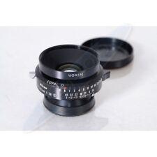 Nikon Nikkor-W 105mm 1:5.6 Copal 0 / VS-0 Large Format Lens - Seriennummer 20043