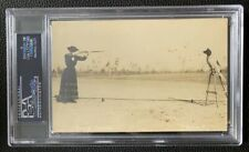 New ListingAnnie Oakley personally penned sentiment and signed postcard from 1916