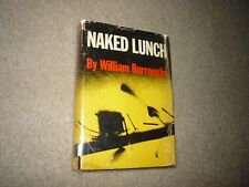 Naked Lunch William Burroughs 1st/2nd Hardcover