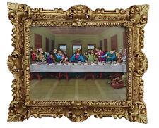 Jesus Christus mit den zwölf Aposteln 12 Apostel das letzte Abendmahl Jesu 45x38