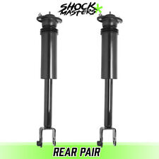 Gas Shocks Absorbers Bare Struts Assembly Cadillac CTS Rear Left & Right Pair