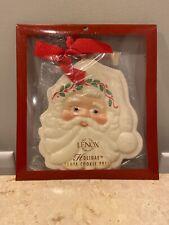 Lenox Holiday Santa Face Cookie Press - unused in pack