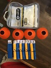 Sklz Deluxe Flag Football 10-Man Set with Cones New