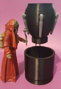 For 3.75inch Star Wars figures. The Armourers Forge Quenching Station. 3D print