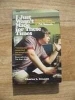 Charles L. Granata - I Just Wasn't Made For These Times: Brian Wilson/Pet Sounds