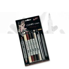 (3,99€/Stück) Copic Ciao Set 5+1 manga 5 Copic 22075562 Layoutmarker