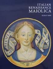 LIVRE : BARBOTINE ITALIENNE (italian renaissance maiolica,majolice