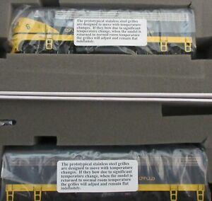 Athearn Genesis G22105 Chesapeake & Ohio (C&O)  Phase 1 High F7A F7B DCC & Sound