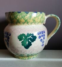Vintage Grape Vine Design Jug - Bellini Piu Firenze Italy