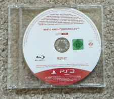 Sony Playstation 3 PS3 Game White Knight Chronicles Promo Version