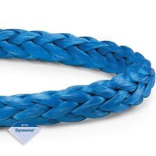 6mm x 100m Dyneema SK78 Rope - 4200kg Rated- Synthetic Fishing Marine Yacht