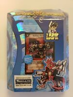 DUEL MASTERS 2-PLAYER STARTER SET / DECK CARD GAME CCG 2004 - NEW AND SEALED