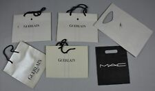 Lotx6 Guerlain Paris Mac Paper Shopping Bags