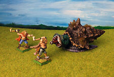 Runequest Dragon Snail, (Chaos Mollusk Gigantica)