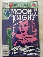 Marvel Moon Knight 14. First Appearane of Stained Glass Scarlet. 1981