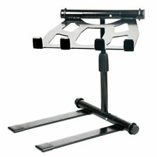 DJ Tech Pro USA, LLC Pyle - Portable, Folding Tabletop Gear Stand for Laptop