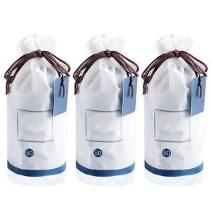 3x50pcs Disposable Compressed Mini Bath Face Travel Cotton Towel Washcloths Hot