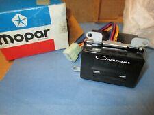 DASHBOARD CLOCK N.O.S.1981-1983 ARIES+RELIANT MODELS   4047721