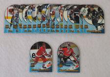 1997-98 Pacific Hockey Card - Supials Mini Near Set No Gretzky (19 of 20)