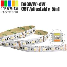 LED Strip Light 5 in 1. RGB Warm White & Cool White 24V. 5 Meter Roll. SMD5050