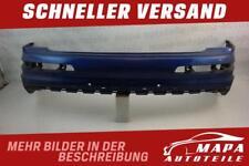 Audi Q7 4M S-LINE Bj. ab 2015 Stoßstange Hinten Original Blau Versand 4M0807511