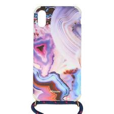 Mayumi iPhone X/XS Necklace case Berry Craze Funda protectora móvil cadena funda de móvil