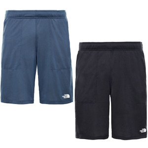 THE NORTH FACE Train N Logo Training Gym Running Fitness Sport Shorts Mens New